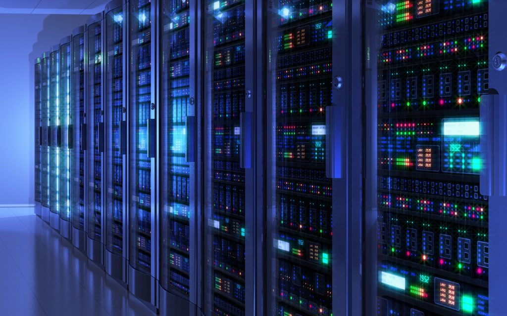lithium batteries for data centers