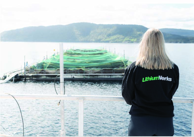 Batteries for marine sector