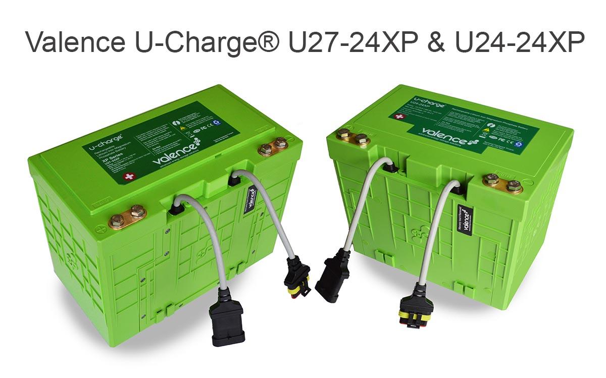 U-Charge 24XP series