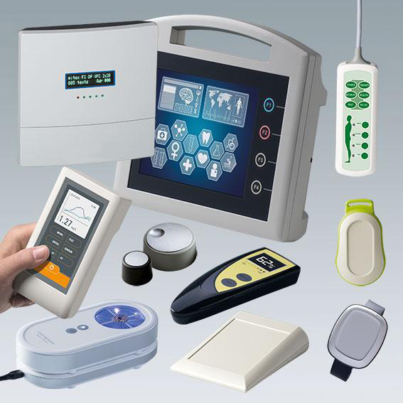 Medical devices using LiFePO