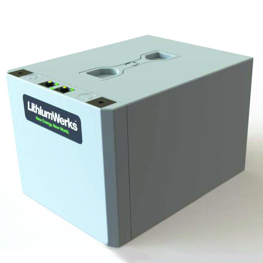 Custom Battery Packs